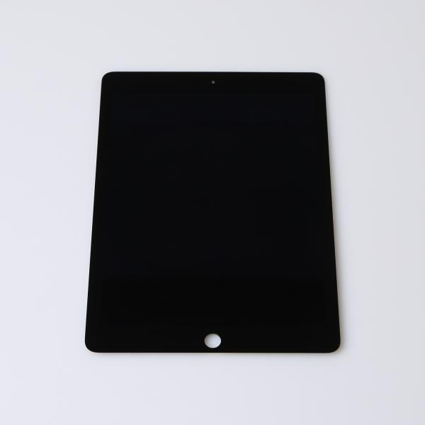 Komplettes LCD Display für iPad Air 2 und iPad 6 in Schwarz Grade A Front