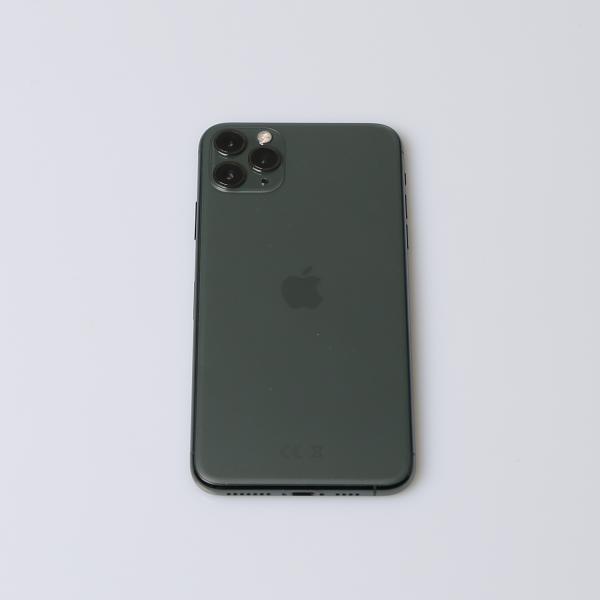 Komplettes Gehäuse für iPhone 11 Pro Max A2218 in Nachtgrün Grade A Front