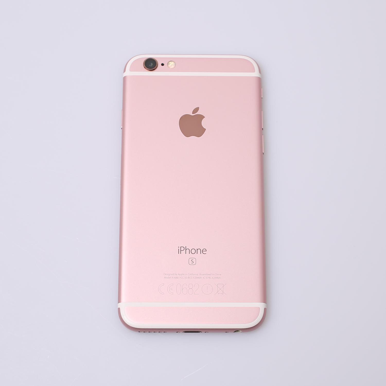 Komplettes Gehäuse für iPhone 6S A1688 in Roségold Grade C