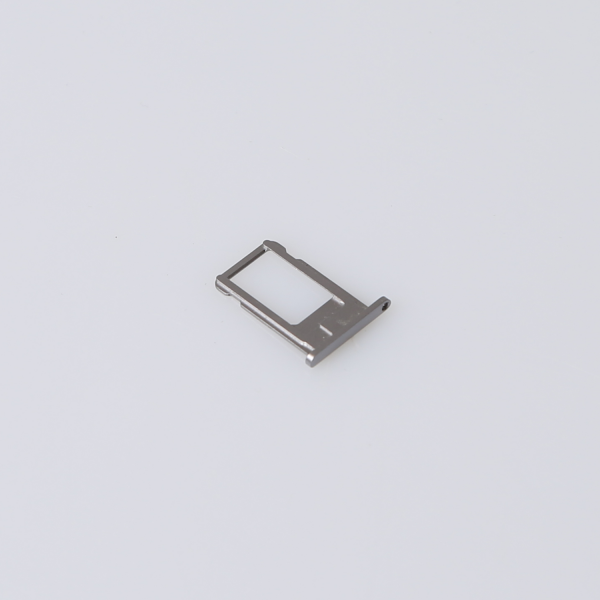 Simkartenhalter für iPhone 6 A1586 in Spacegrau