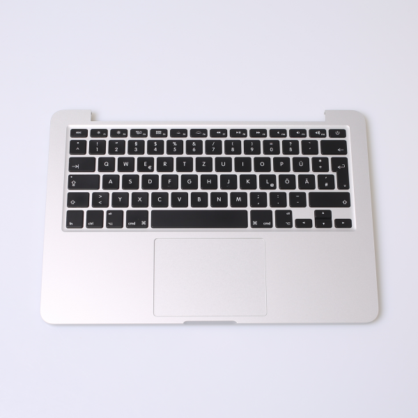 Komplettes TopCase mit Akku für MacBook Pro 13 Zoll Retina A1502 2015 Grade B Front