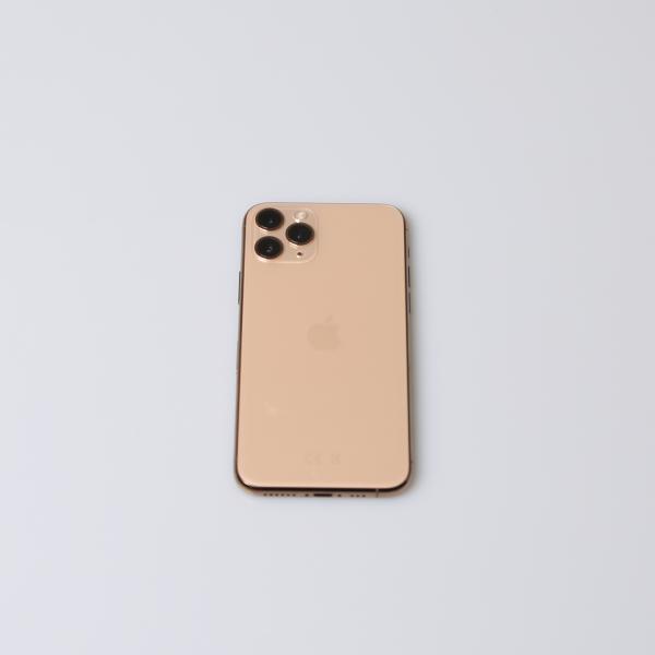 Komplettes Gehäuse für iPhone 11 Pro A2215 in Gold Grade A Front