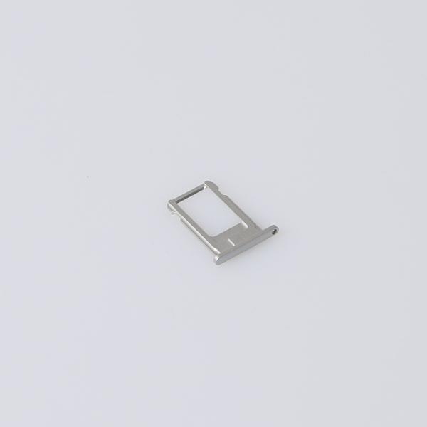 Simkartenhalter für iPhone 6 Plus A1524 in Silber