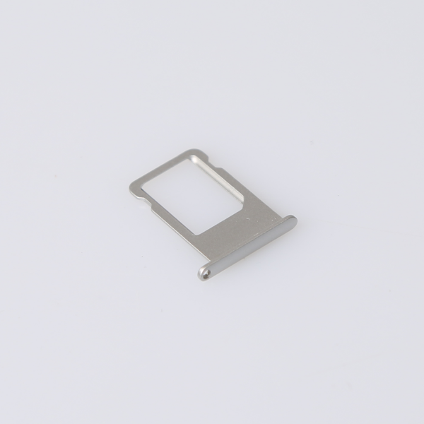 Simkartenhalter für iPhone 6s A1688 in Silber