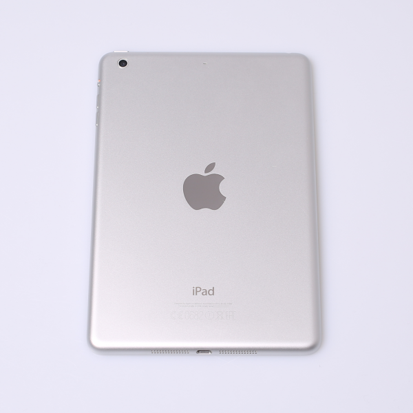 Komplettes Gehäuse für iPad Mini 2 A1489 WiFi in Silber Grade B Front