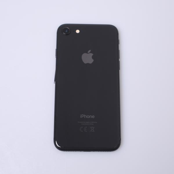Komplettes Gehäuse für iPhone 8 A1905 in Spacegrau Grade C Front
