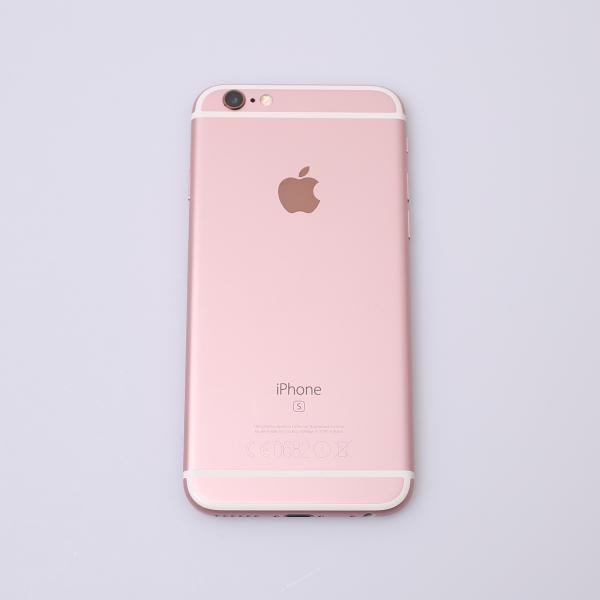 Komplettes Gehäuse für iPhone 6S A1688 in Roségold Grade B Front