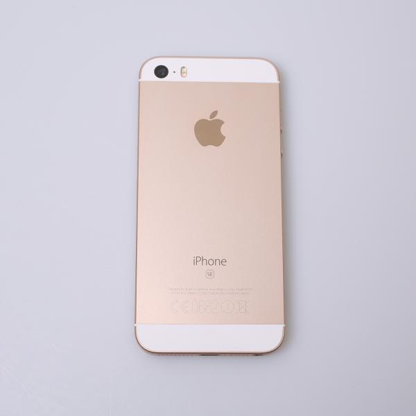 Komplettes Gehäuse für iPhone SE A1723 in Gold Grade C Front