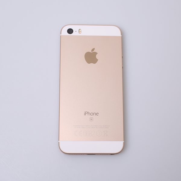 Komplettes Gehäuse für iPhone SE A1723 in Gold Grade A Front