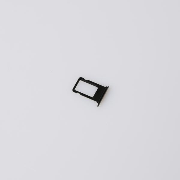 Simkartenhalter für iPhone 7 Plus A1784 in Diamant Schwarz