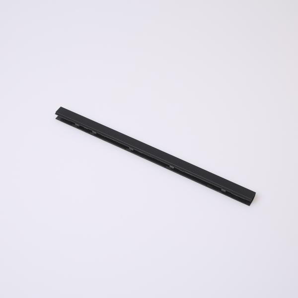 Schwarze Scharnierabdeckung für MacBook Pro 13 Zoll A1278 2008 - 2012 Grade A+ Front