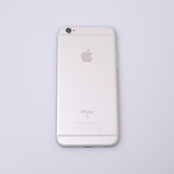 Komplettes Gehäuse für iPhone 6S A1688 in Silber Grade C Front