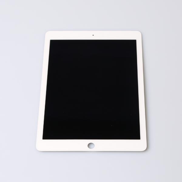 Komplettes LCD Display für iPad Air 2 und iPad 6 in Weiss Grade A Front