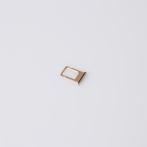 Simkartenhalter für iPhone 7 Plus A1784 in Gold