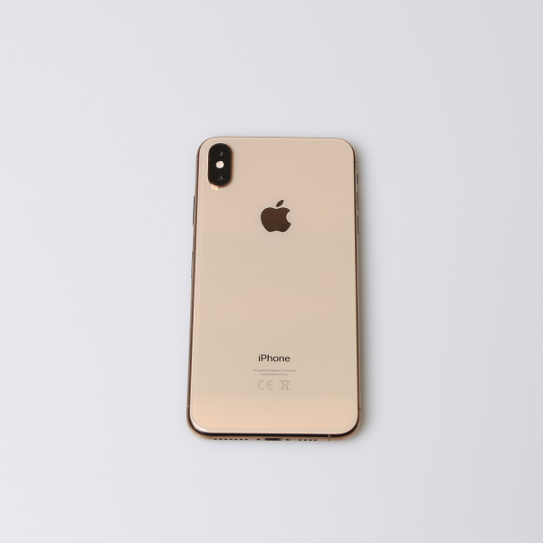 Komplettes Gehäuse für iPhone XS Max A2101 in Gold Grade A Front