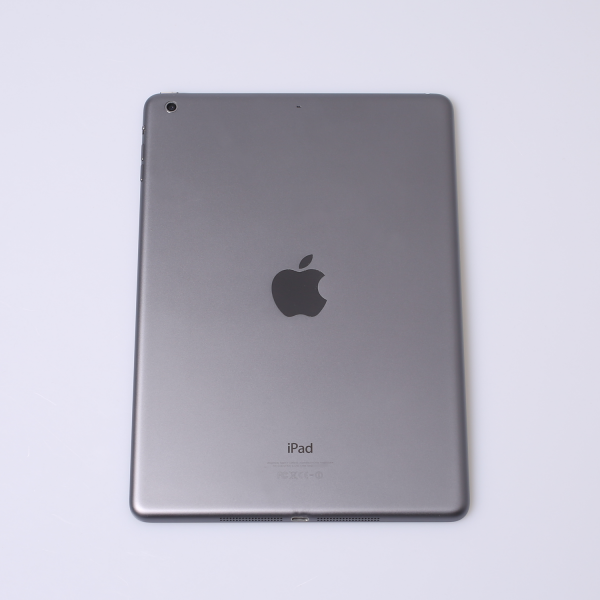 Komplettes Gehäuse für iPad Air A1474 WiFi in Spacegrau Grade A Front
