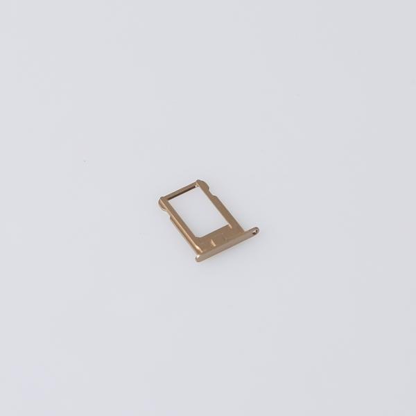 Simkartenhalter für iPhone 5S und SE in Gold