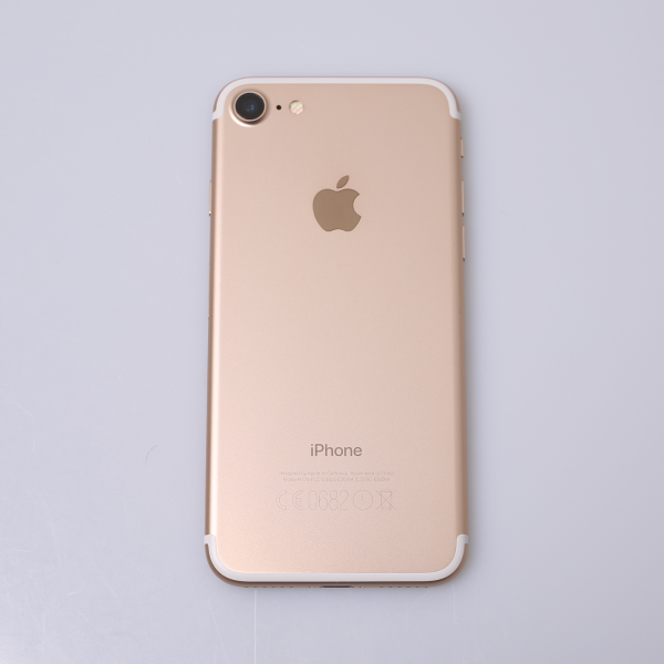 Komplettes Gehäuse für iPhone 7 A1778 in Gold Grade A Front