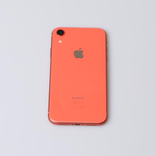 Komplettes Gehäuse für iPhone XR A2105 in Koralle Grade A Front