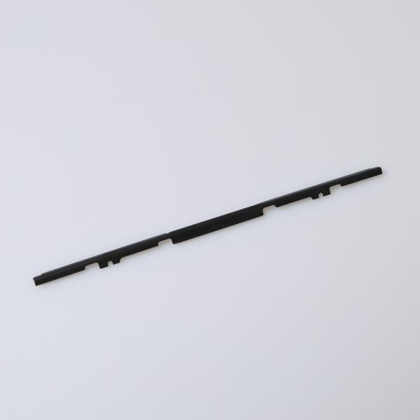 Schwarze Scharnierabdeckung für MacBook 12 Zoll Retina A1534