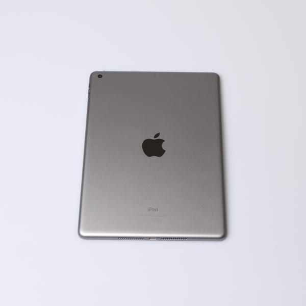 Komplettes Gehäuse für iPad Air 2 A1567 WiF + Cellular in Spacegrau Grade A Front