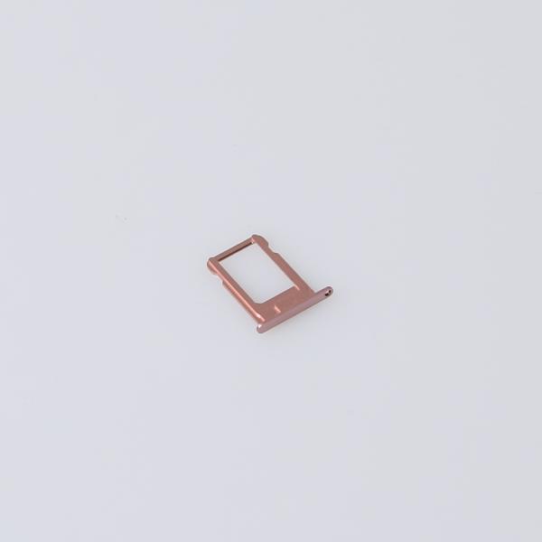 Simkartenhalter für iPhone SE A1723 in Rosegold