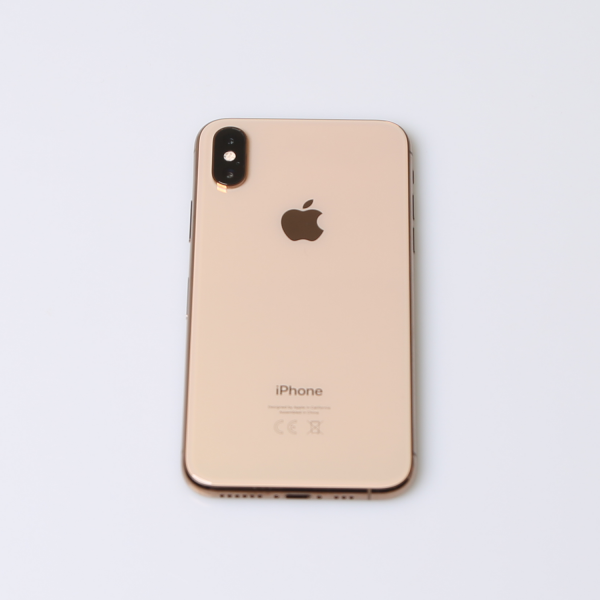 Komplettes Gehäuse für iPhone XS A2097 in Gold Grade A Front