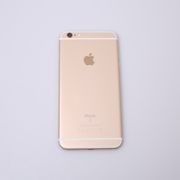 Komplettes Gehäuse für iPhone 6S Plus A1687 in Gold Grade A Front