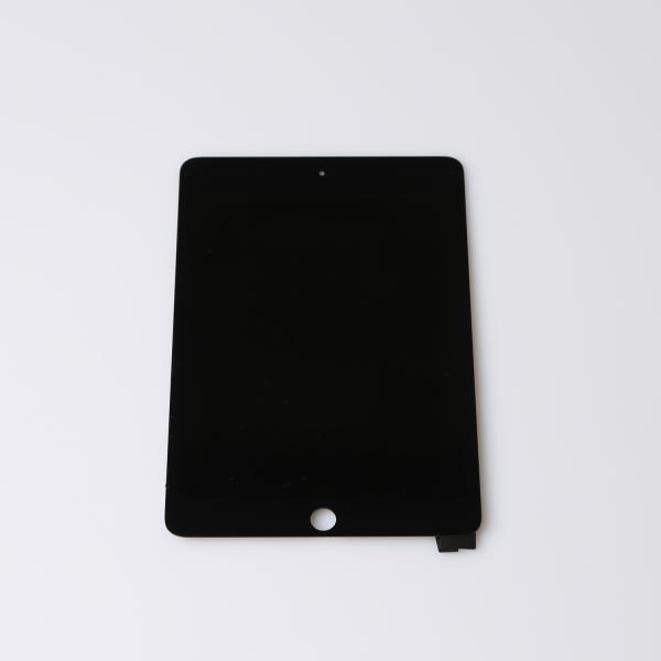 Komplettes LCD Display für iPad Mini 4 in Schwarz Grade B Front