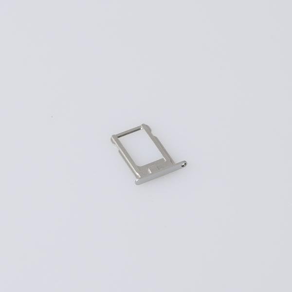 Simkartenhalter für iPhone 5, 5S und SE in Silber