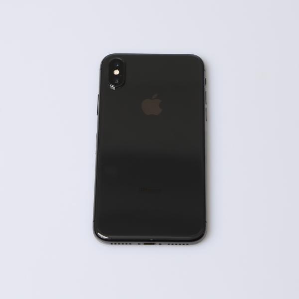 Komplettes Gehäuse für iPhone X A1901 in Spacegrau Grade A Front