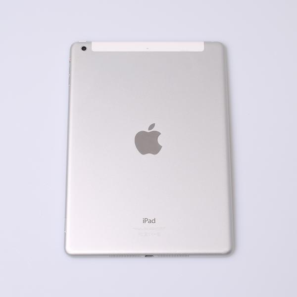Komplettes Gehäuse für iPad Air A1475 WiF + Cellular in Silber Grade B Front