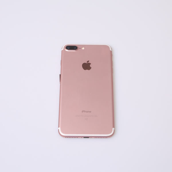 Komplettes Gehäuse für iPhone 7 Plus A1784 in Roségold Grade A Front