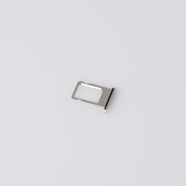Simkartenhalter für iPhone 7 Plus A1784 in Silber