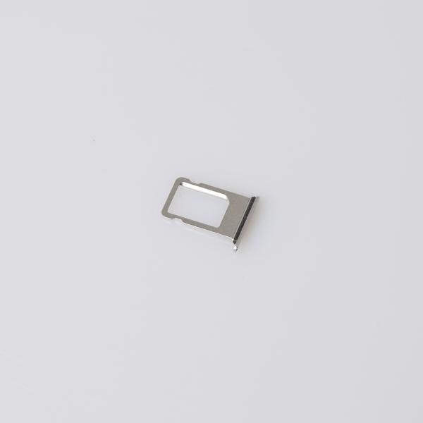 Simkartenhalter für iPhone 8 A1905 in Silber