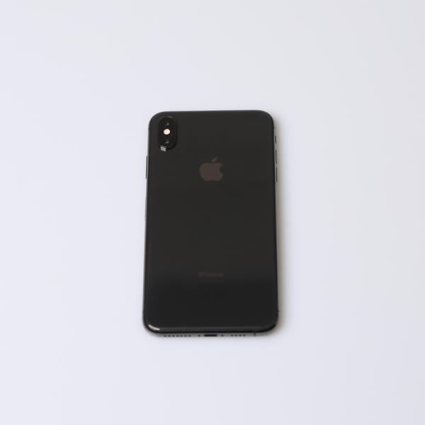 Komplettes Gehäuse für iPhone XS Max A2101 in Spacegrau Grade B Front