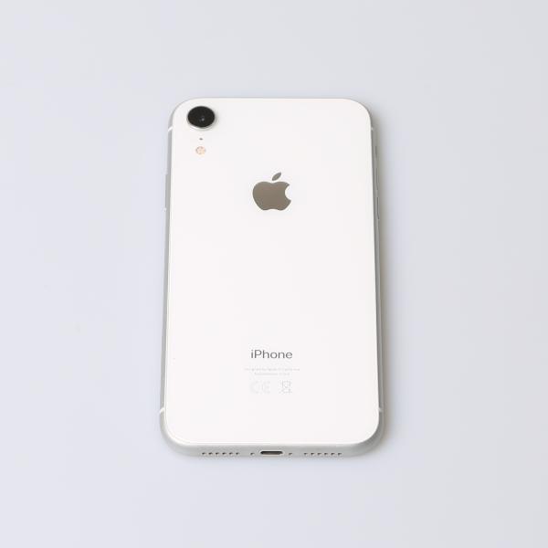 Komplettes Gehäuse für iPhone XR A2105 in Weiß Grade A Front