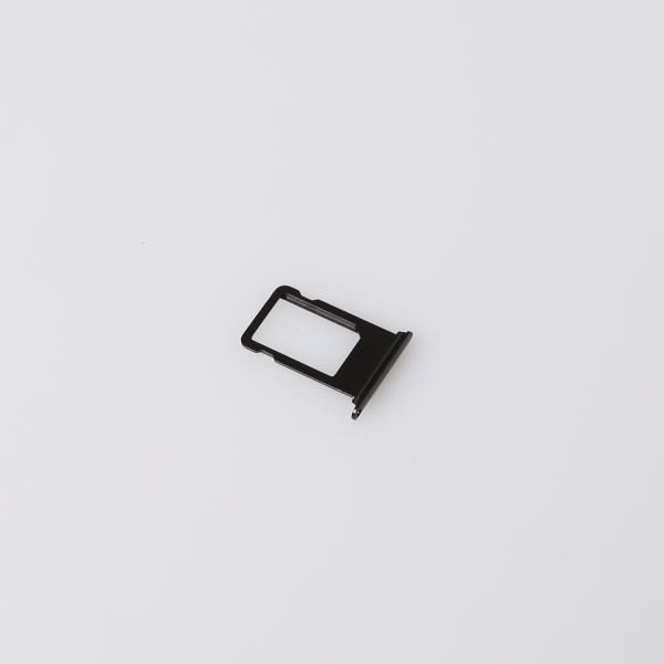 Simkartenhalter für iPhone 7 A1778 in Schwarz