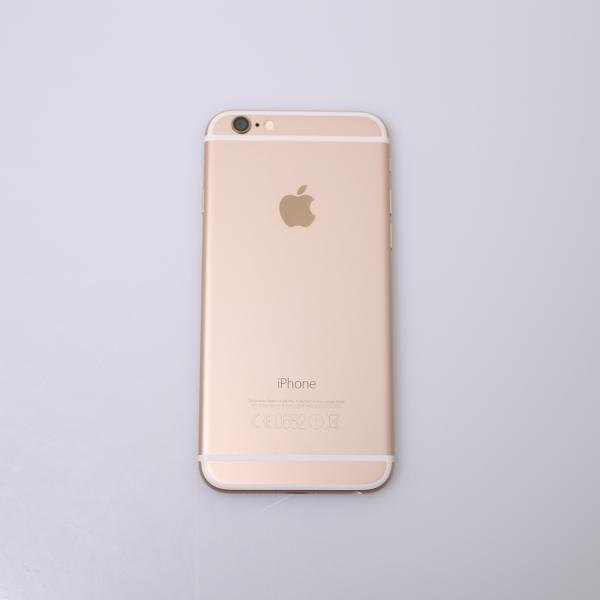 Komplettes Gehäuse für iPhone 6 A1586 in Gold Grade B Front