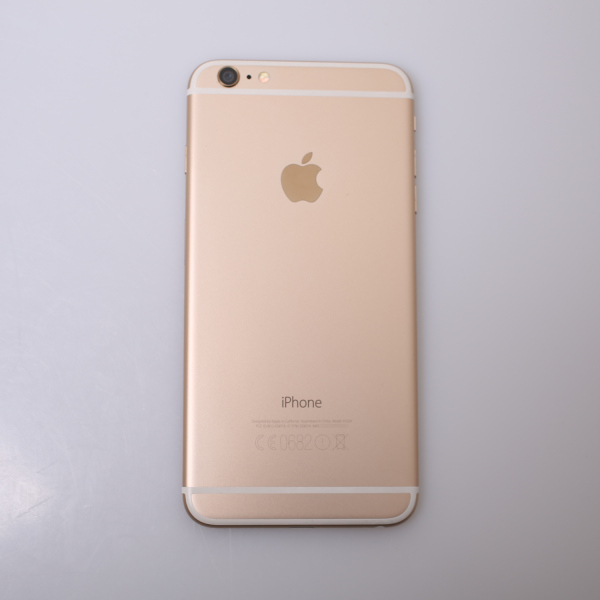Komplettes Gehäuse für iPhone 6 Plus A1524 in Gold Grade A Front