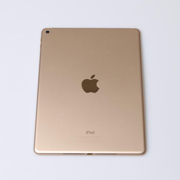 Komplettes Gehäuse für iPad Air 2 A1566 WiFi in Gold Grade B Front