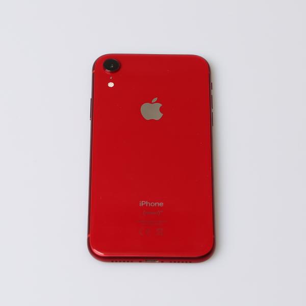 Komplettes Gehäuse für iPhone XR A2105 in Rot Grade A Front