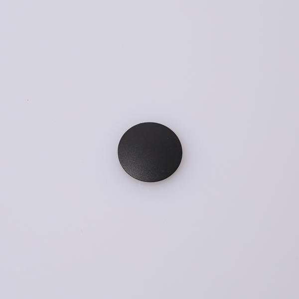 Schwarzer Gummifuß für MacBook Pro 13, 15 und 17 Zoll Front