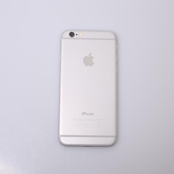 Komplettes Gehäuse für iPhone 6 A1586 in Silber Grade C Front
