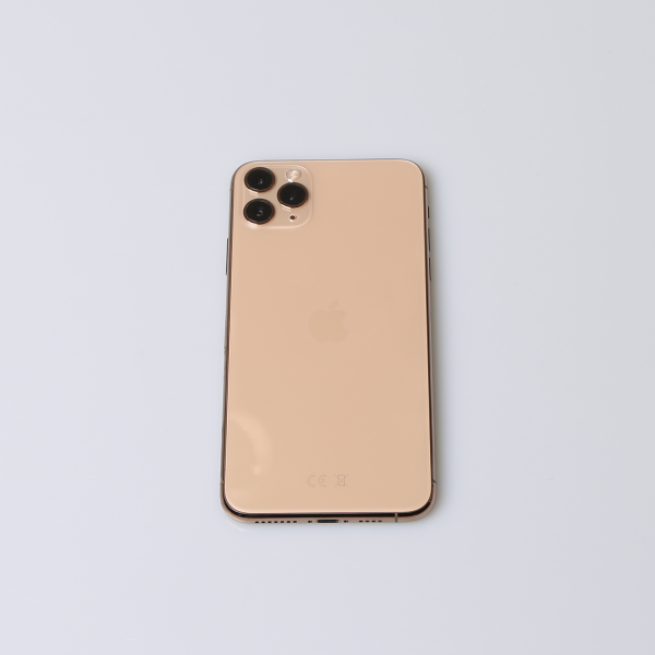 Komplettes Gehäuse für iPhone 11 Pro Max A2218 in Gold Grade A Front
