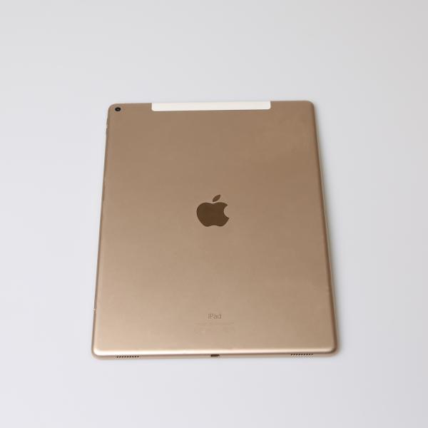 Komplettes Gehäuse für iPad Pro 12,9 Zoll A1652 WiFi + Cellular in Gold Grade C Front