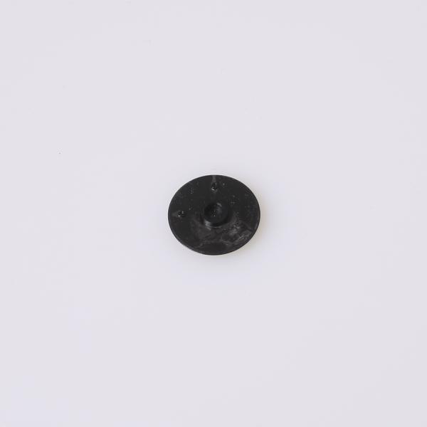 Schwarzer Gummifuß für MacBook Air 11 und 13 Zoll