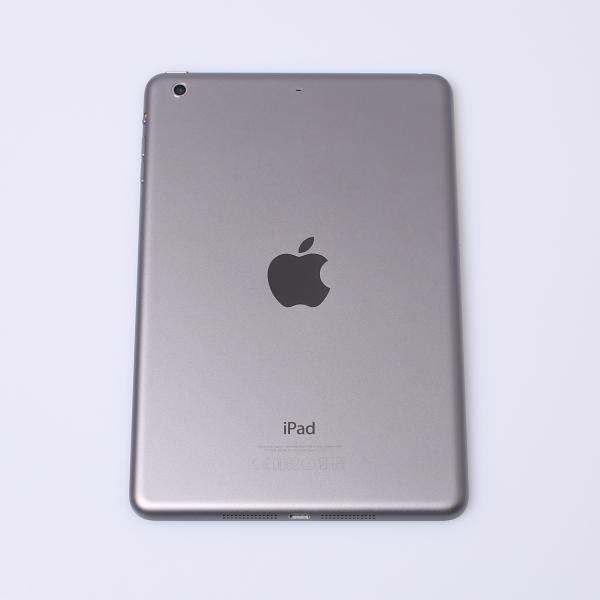 Komplettes Gehäuse für iPad Mini 2 A1489 WiFi in Spacegrau Grade B Front