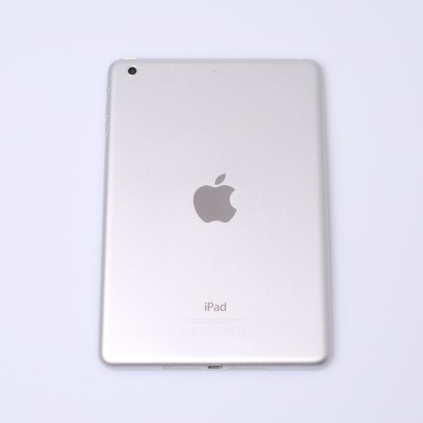 Komplettes Gehäuse für iPad Mini 1 A1432 WiFi in Silber Grade C Front