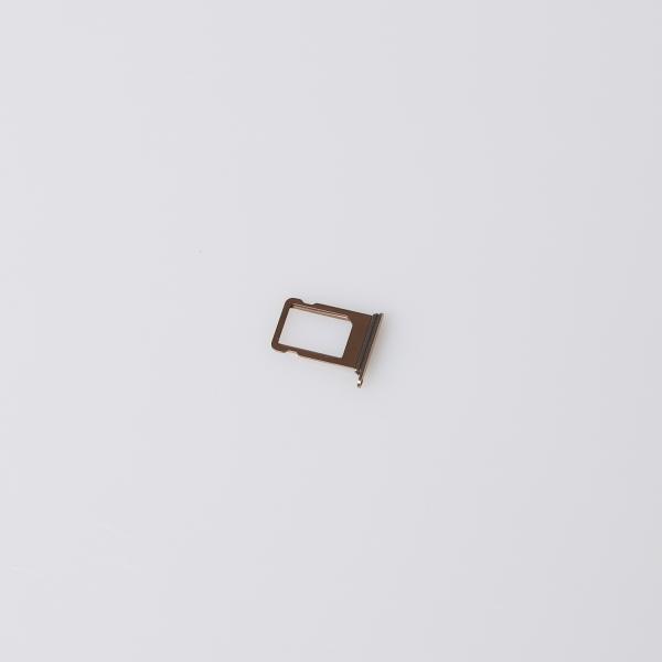 Simkartenhalter für iPhone XS A2097 in Gold